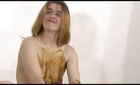 Shitting Dirty Woman HD Video