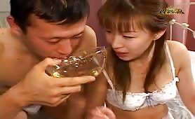 Nasty fuck with a Japanese girl