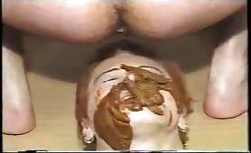 Fucking a dirty slut