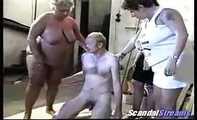 Scat orgy